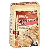 Bielmeier-Küchenmeister Brotbackmischung Landbrot/ Roggenmischbrot, 1er Pack (1 x 7.5 kg)