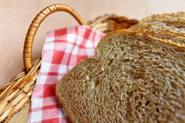 Brot bleibt länger frisch im Brotkasten